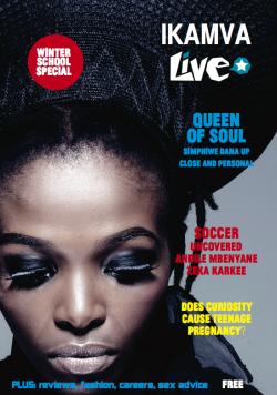 ikamva live front cover