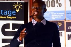 """Siyabonga Ndlozi - """"Comm-Unite"""""""