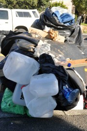 Siphowe daily waste collection