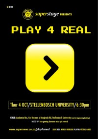 Super stage_Play 4 Real_Invitation