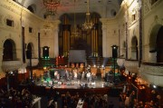 The event was held in Cape Town City Hall