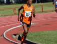 University of Johannesburg student Jeromy Andreas has stepped into the sporting spotlight after becoming national elite 10km road champion last week. Photo: Henno Havenga